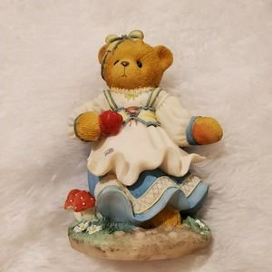 *Cherished Teddies 1997 'Be The Apple Of My Eye'